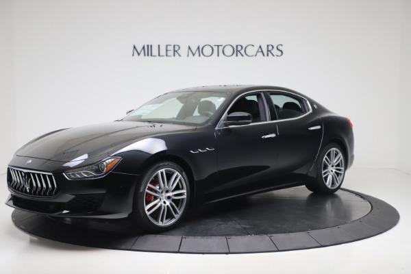 New 2020 Maserati Ghibli S Q4 for sale $87,285 at Alfa Romeo of Greenwich in Greenwich CT 06830 2