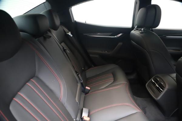 New 2020 Maserati Ghibli S Q4 for sale $87,285 at Alfa Romeo of Greenwich in Greenwich CT 06830 27