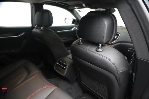 New 2020 Maserati Ghibli S Q4 for sale $87,285 at Alfa Romeo of Greenwich in Greenwich CT 06830 28