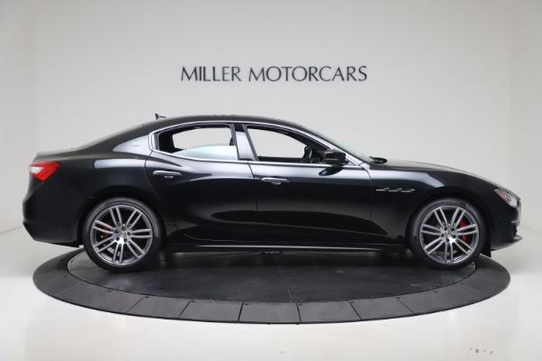 New 2020 Maserati Ghibli S Q4 for sale $87,285 at Alfa Romeo of Greenwich in Greenwich CT 06830 9