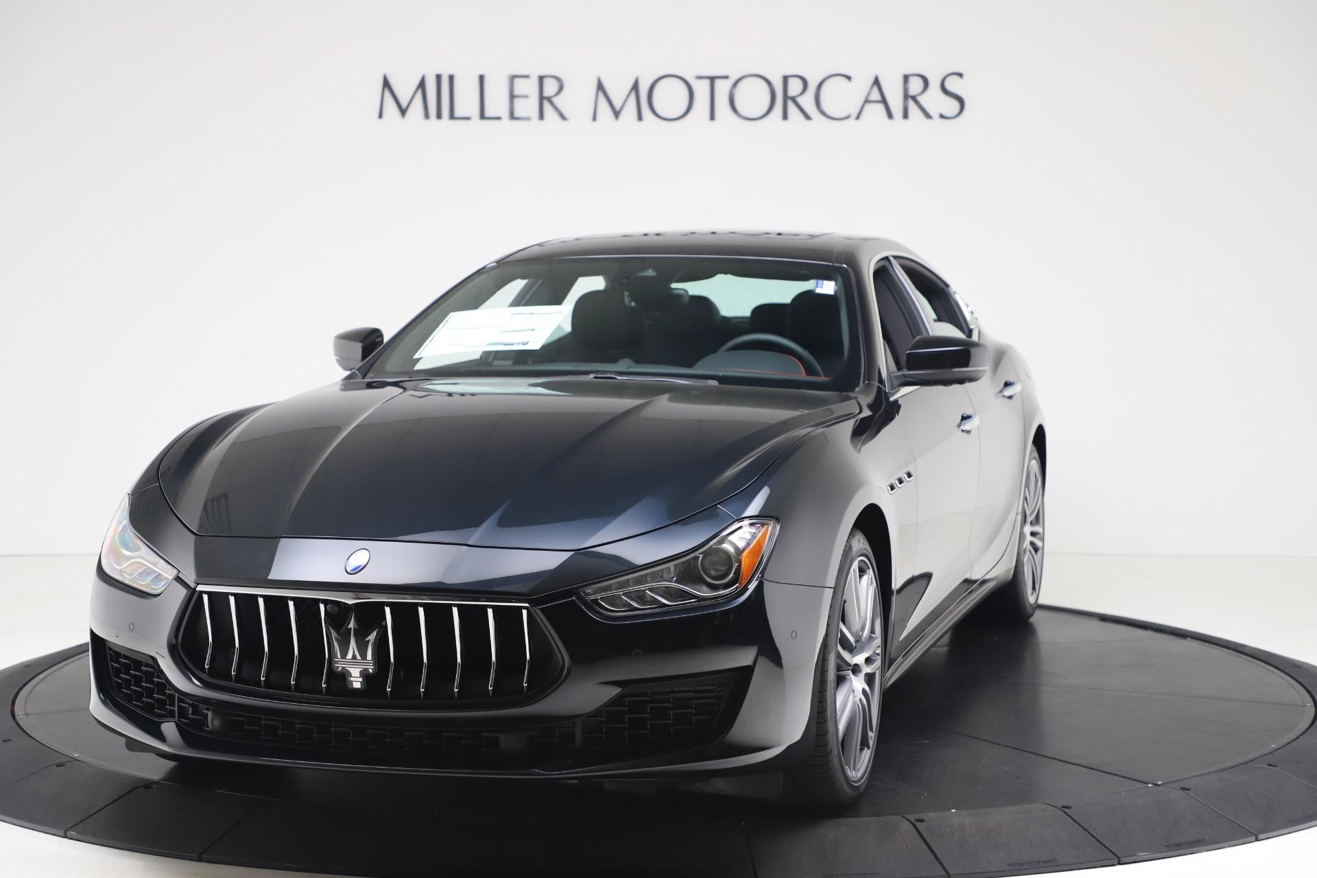 New 2020 Maserati Ghibli S Q4 for sale $87,285 at Alfa Romeo of Greenwich in Greenwich CT 06830 1
