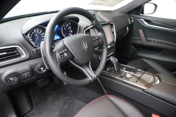 New 2020 Maserati Ghibli S Q4 for sale $87,285 at Alfa Romeo of Greenwich in Greenwich CT 06830 13