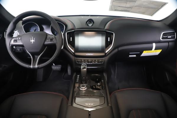 New 2020 Maserati Ghibli S Q4 for sale $87,285 at Alfa Romeo of Greenwich in Greenwich CT 06830 16