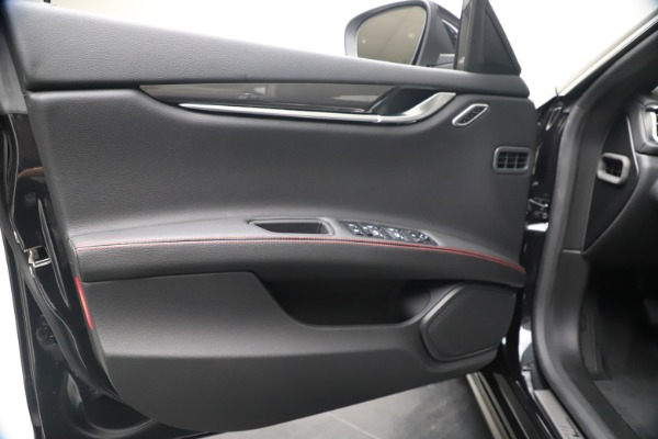 New 2020 Maserati Ghibli S Q4 for sale $87,285 at Alfa Romeo of Greenwich in Greenwich CT 06830 17