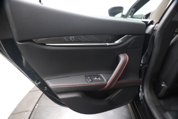 New 2020 Maserati Ghibli S Q4 for sale $87,285 at Alfa Romeo of Greenwich in Greenwich CT 06830 21