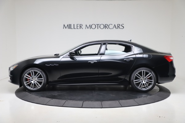 New 2020 Maserati Ghibli S Q4 for sale $87,285 at Alfa Romeo of Greenwich in Greenwich CT 06830 3