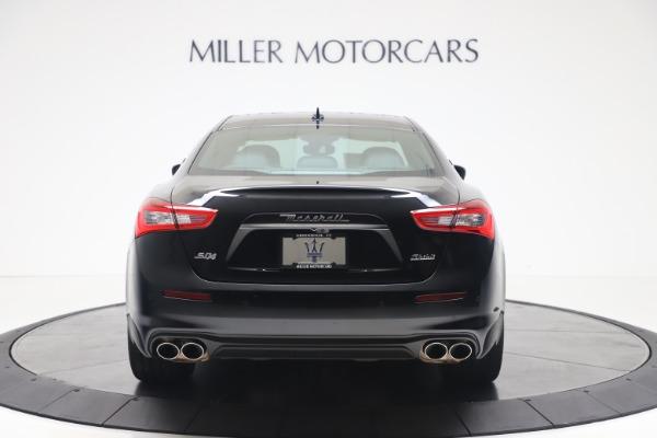 New 2020 Maserati Ghibli S Q4 for sale $87,285 at Alfa Romeo of Greenwich in Greenwich CT 06830 6