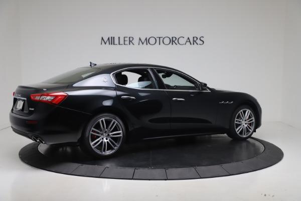 New 2020 Maserati Ghibli S Q4 for sale $87,285 at Alfa Romeo of Greenwich in Greenwich CT 06830 8
