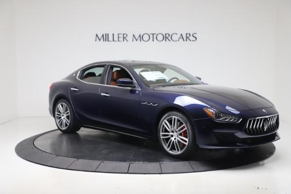 New 2020 Maserati Ghibli S Q4 for sale $87,285 at Alfa Romeo of Greenwich in Greenwich CT 06830 10