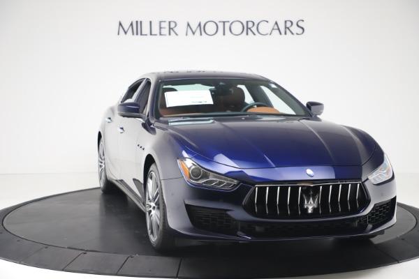 New 2020 Maserati Ghibli S Q4 for sale $87,285 at Alfa Romeo of Greenwich in Greenwich CT 06830 11
