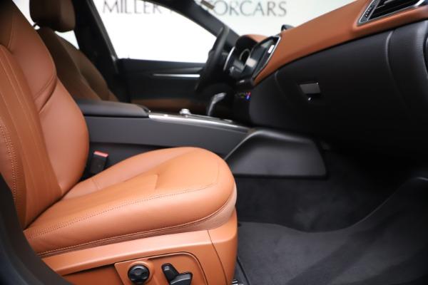 New 2020 Maserati Ghibli S Q4 for sale $87,285 at Alfa Romeo of Greenwich in Greenwich CT 06830 23