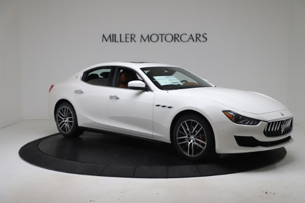New 2020 Maserati Ghibli S Q4 for sale $84,735 at Alfa Romeo of Greenwich in Greenwich CT 06830 10