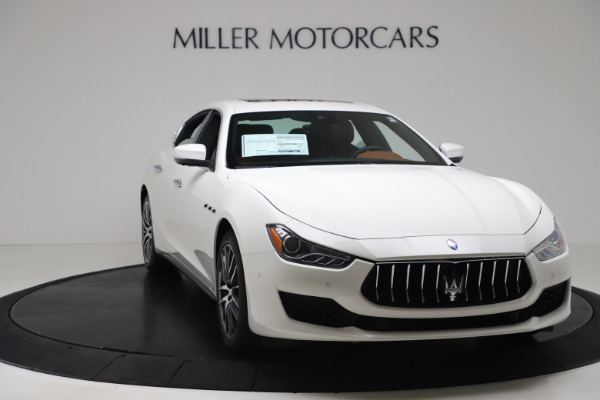New 2020 Maserati Ghibli S Q4 for sale $84,735 at Alfa Romeo of Greenwich in Greenwich CT 06830 11