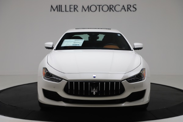 New 2020 Maserati Ghibli S Q4 for sale $84,735 at Alfa Romeo of Greenwich in Greenwich CT 06830 12