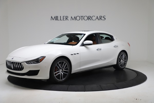 New 2020 Maserati Ghibli S Q4 for sale $84,735 at Alfa Romeo of Greenwich in Greenwich CT 06830 2