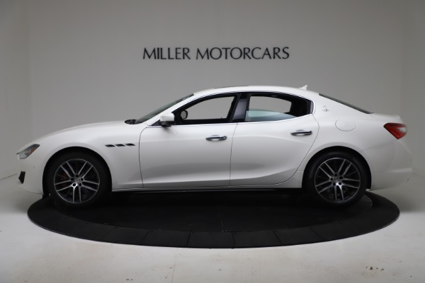 New 2020 Maserati Ghibli S Q4 for sale $84,735 at Alfa Romeo of Greenwich in Greenwich CT 06830 3