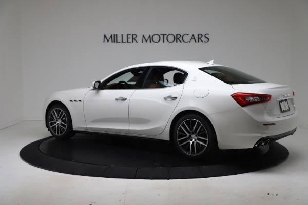 New 2020 Maserati Ghibli S Q4 for sale $84,735 at Alfa Romeo of Greenwich in Greenwich CT 06830 4