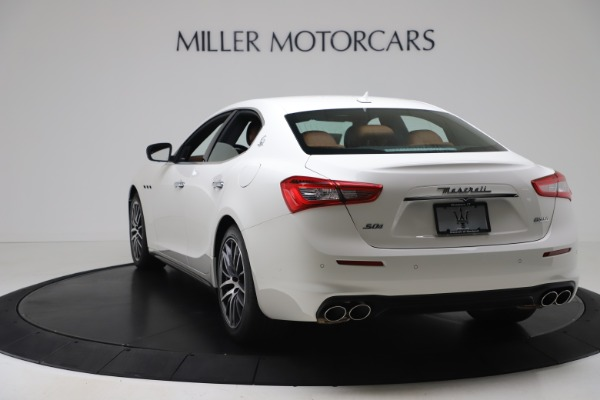 New 2020 Maserati Ghibli S Q4 for sale $84,735 at Alfa Romeo of Greenwich in Greenwich CT 06830 5