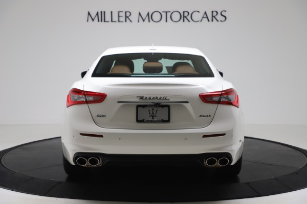 New 2020 Maserati Ghibli S Q4 for sale $84,735 at Alfa Romeo of Greenwich in Greenwich CT 06830 6