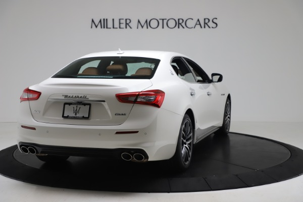 New 2020 Maserati Ghibli S Q4 for sale $84,735 at Alfa Romeo of Greenwich in Greenwich CT 06830 7