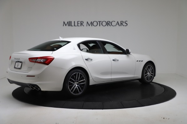 New 2020 Maserati Ghibli S Q4 for sale $84,735 at Alfa Romeo of Greenwich in Greenwich CT 06830 8