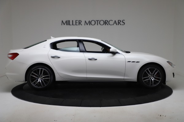 New 2020 Maserati Ghibli S Q4 for sale $84,735 at Alfa Romeo of Greenwich in Greenwich CT 06830 9
