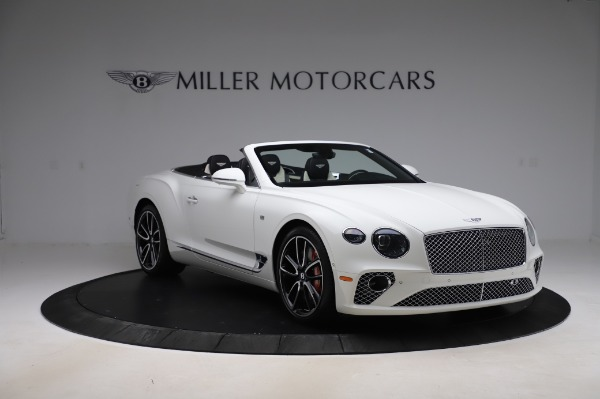 New 2020 Bentley Continental GTC V8 First Edition for sale $281,365 at Alfa Romeo of Greenwich in Greenwich CT 06830 10