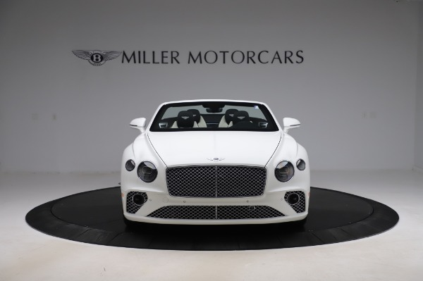 New 2020 Bentley Continental GTC V8 First Edition for sale $281,365 at Alfa Romeo of Greenwich in Greenwich CT 06830 11