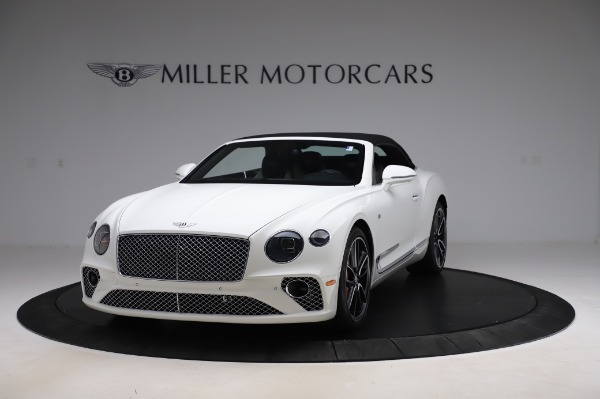New 2020 Bentley Continental GTC V8 First Edition for sale $281,365 at Alfa Romeo of Greenwich in Greenwich CT 06830 12
