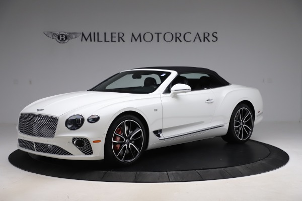 New 2020 Bentley Continental GTC V8 First Edition for sale $281,365 at Alfa Romeo of Greenwich in Greenwich CT 06830 13