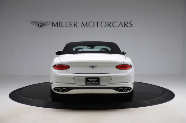 New 2020 Bentley Continental GTC V8 First Edition for sale $281,365 at Alfa Romeo of Greenwich in Greenwich CT 06830 17