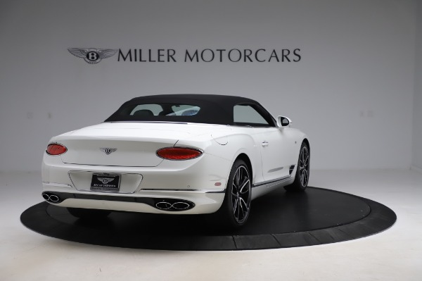 New 2020 Bentley Continental GTC V8 First Edition for sale $281,365 at Alfa Romeo of Greenwich in Greenwich CT 06830 18