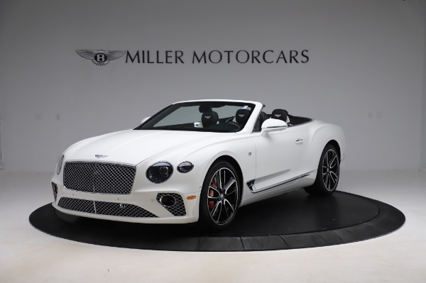 New 2020 Bentley Continental GTC V8 First Edition for sale $281,365 at Alfa Romeo of Greenwich in Greenwich CT 06830 2
