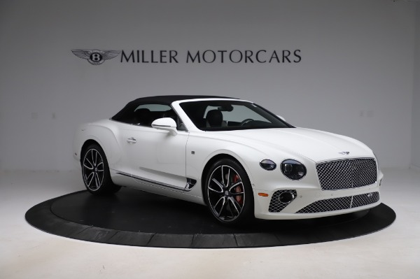 New 2020 Bentley Continental GTC V8 First Edition for sale $281,365 at Alfa Romeo of Greenwich in Greenwich CT 06830 22