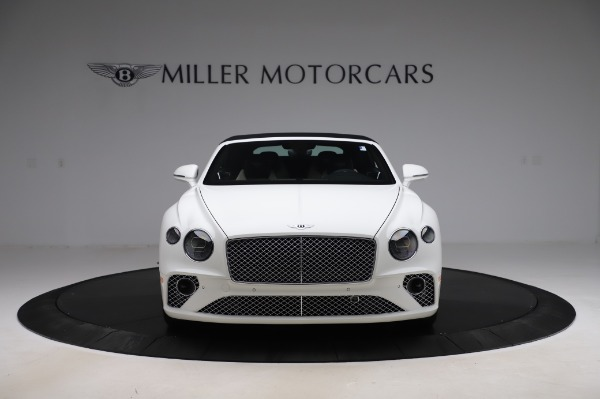 New 2020 Bentley Continental GTC V8 First Edition for sale $281,365 at Alfa Romeo of Greenwich in Greenwich CT 06830 23