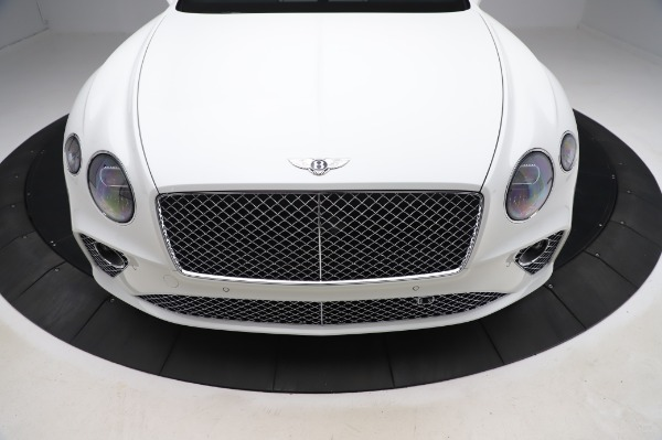 New 2020 Bentley Continental GTC V8 First Edition for sale $281,365 at Alfa Romeo of Greenwich in Greenwich CT 06830 24