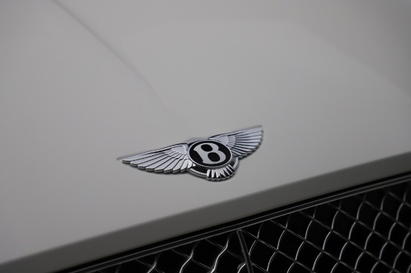 New 2020 Bentley Continental GTC V8 First Edition for sale $281,365 at Alfa Romeo of Greenwich in Greenwich CT 06830 25