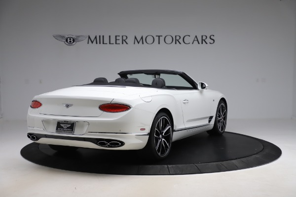 New 2020 Bentley Continental GTC V8 First Edition for sale $281,365 at Alfa Romeo of Greenwich in Greenwich CT 06830 6