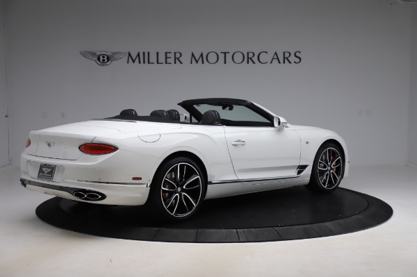 New 2020 Bentley Continental GTC V8 First Edition for sale $281,365 at Alfa Romeo of Greenwich in Greenwich CT 06830 7