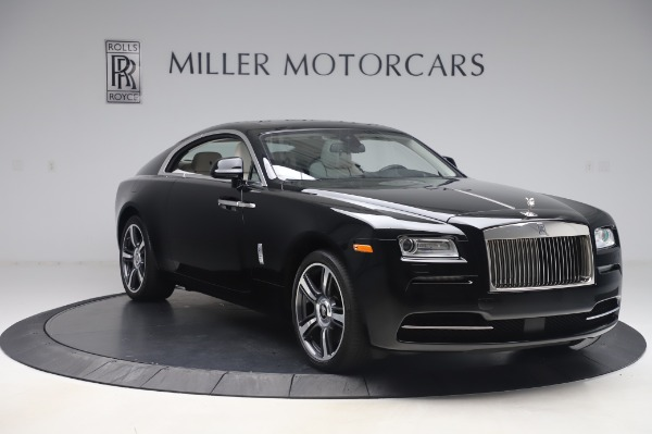 Used 2014 Rolls-Royce Wraith Base for sale $168,900 at Alfa Romeo of Greenwich in Greenwich CT 06830 11