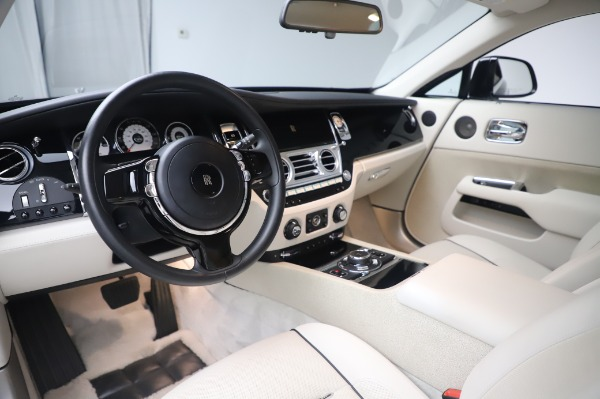 Used 2014 Rolls-Royce Wraith Base for sale $168,900 at Alfa Romeo of Greenwich in Greenwich CT 06830 17