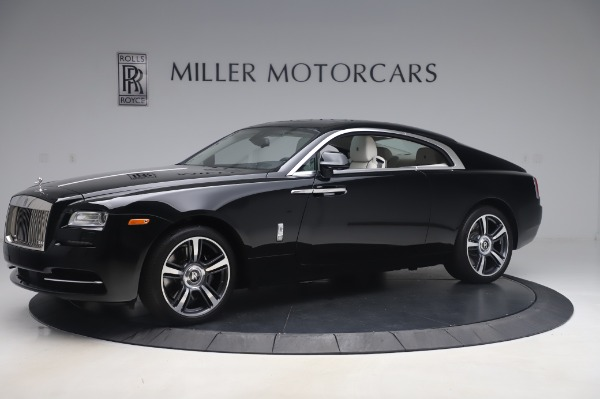 Used 2014 Rolls-Royce Wraith Base for sale $168,900 at Alfa Romeo of Greenwich in Greenwich CT 06830 2