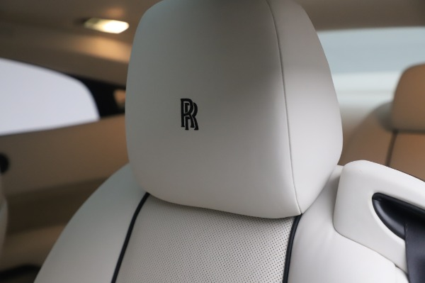 Used 2014 Rolls-Royce Wraith for sale $165,900 at Alfa Romeo of Greenwich in Greenwich CT 06830 20
