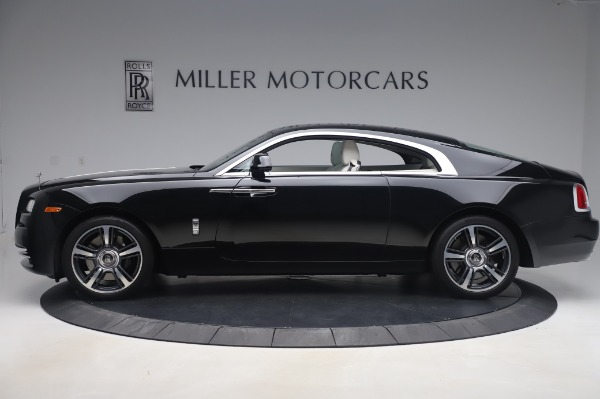 Used 2014 Rolls-Royce Wraith for sale $165,900 at Alfa Romeo of Greenwich in Greenwich CT 06830 3