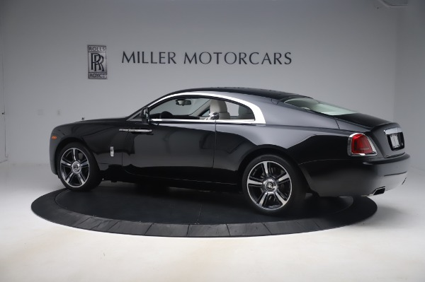 Used 2014 Rolls-Royce Wraith for sale $165,900 at Alfa Romeo of Greenwich in Greenwich CT 06830 4