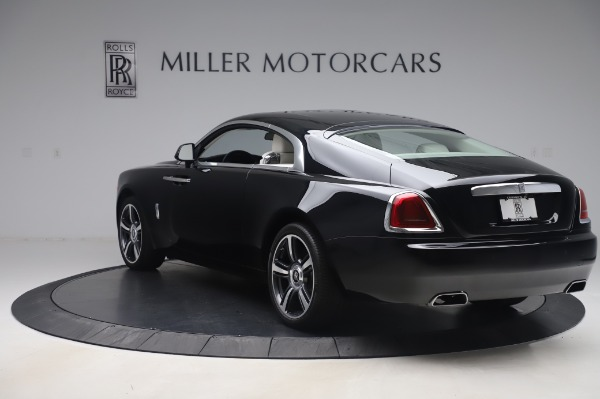 Used 2014 Rolls-Royce Wraith for sale $165,900 at Alfa Romeo of Greenwich in Greenwich CT 06830 5
