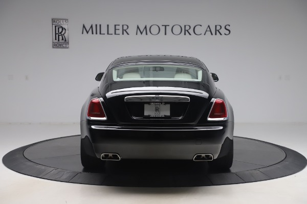 Used 2014 Rolls-Royce Wraith Base for sale $168,900 at Alfa Romeo of Greenwich in Greenwich CT 06830 6
