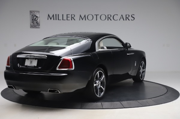 Used 2014 Rolls-Royce Wraith for sale $165,900 at Alfa Romeo of Greenwich in Greenwich CT 06830 7