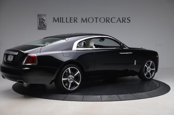 Used 2014 Rolls-Royce Wraith for sale $165,900 at Alfa Romeo of Greenwich in Greenwich CT 06830 8
