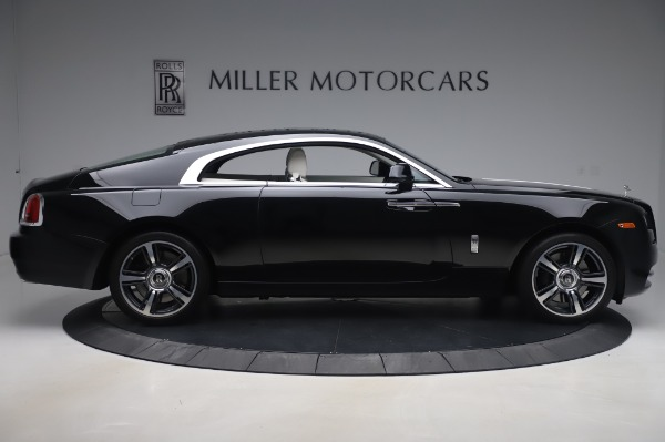 Used 2014 Rolls-Royce Wraith Base for sale $168,900 at Alfa Romeo of Greenwich in Greenwich CT 06830 9